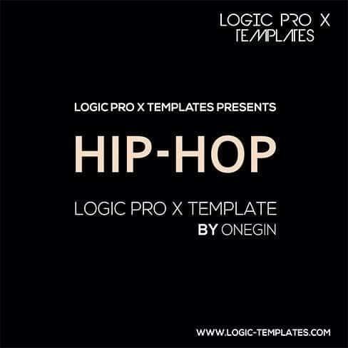 Home Logic Pro X Templates Hip - Hop Hip-Hop Logic Pro X Template