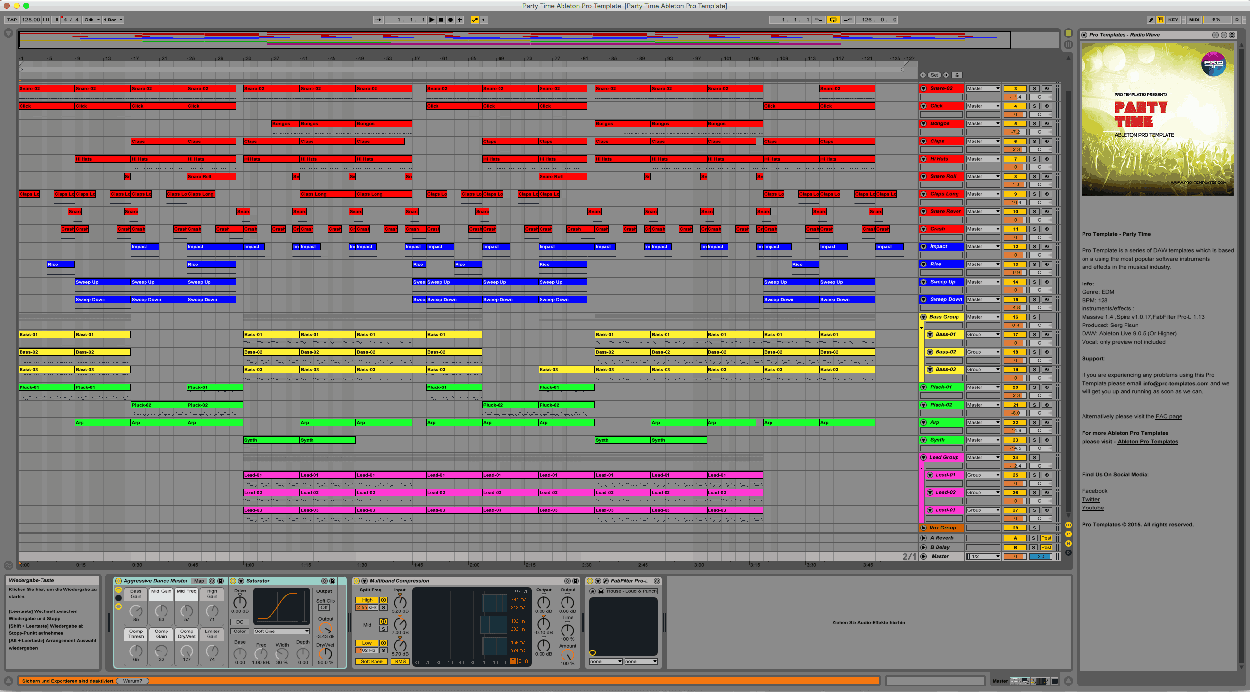 how to sample in ableton live 9