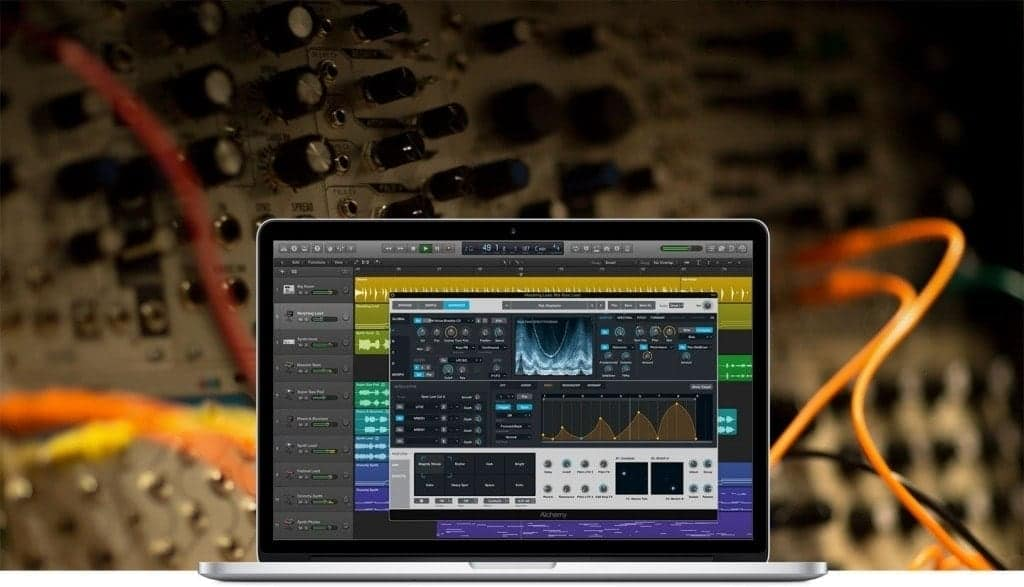 Logic Pro X 10.2 Additional Content List of 1000 New Apple Loops