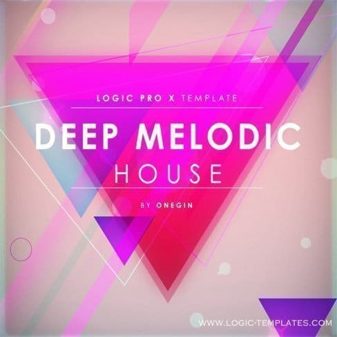 Deep-Melodic-House-Logic-Pro-X-Template