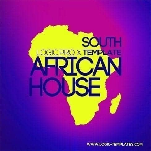South-African-House-Logic-Pro-X-Template