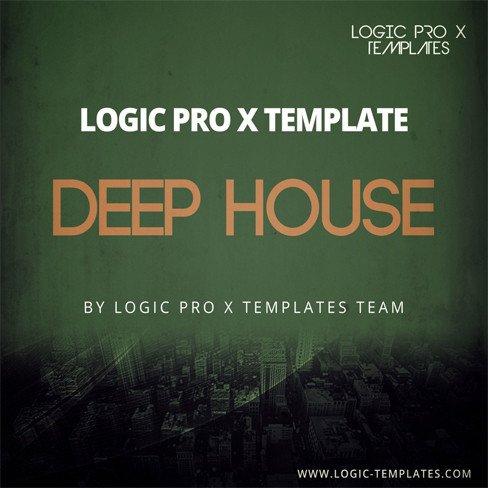 Deep-House-Logic-Pro-X-Template
