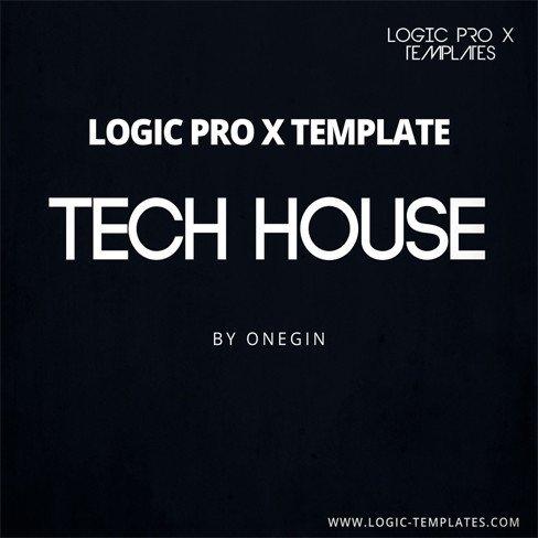 Tech-House-Logic-Pro-X-Template