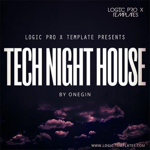 Tech-Night-House-Logic-Pro-X