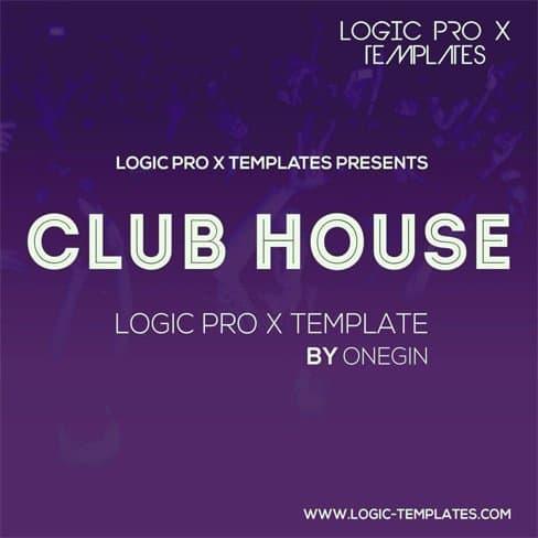 Club-House-Logic-Pro-X-Template