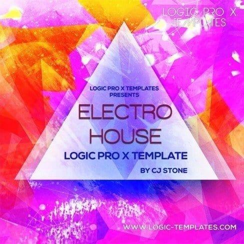 Electro-House-Logic-Pro-X-Template