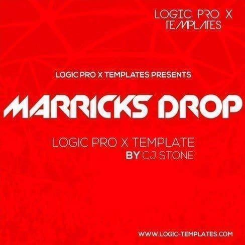 Marricks-Drop-Logic-Pro-X-Template