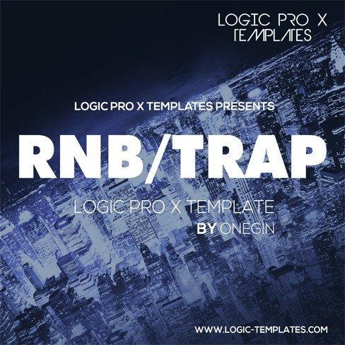 RNB-TRAP-Logic-Pro-X-Template