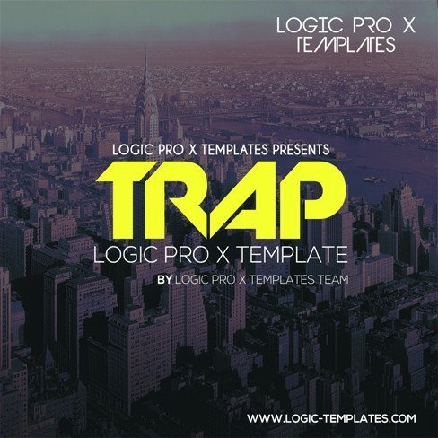Trap-Logic-Pro-X-Template