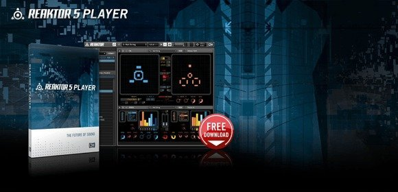 REAKTOR 5 PLAYER NATIVE INSTRUMENTS
