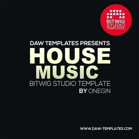 Bitwig-Template-House-Music