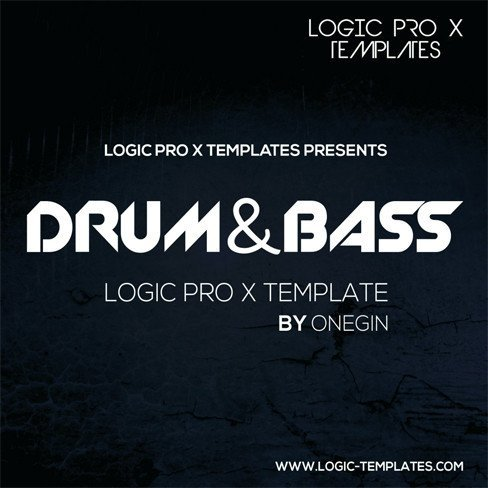 DRUM-&-BASS--Template