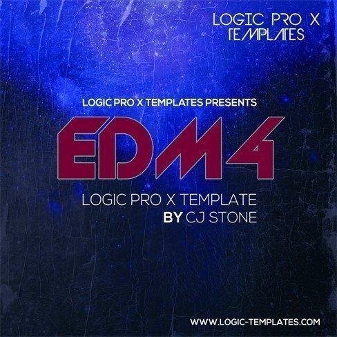 EDM-4-Logic-Pro-X-Template