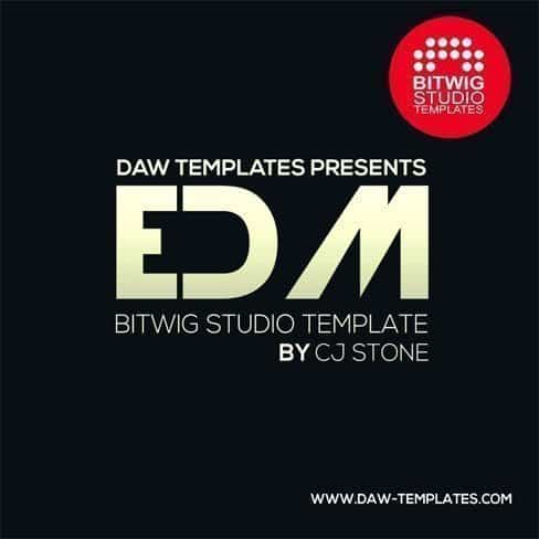 EDM-Bitwig-Studio-Template