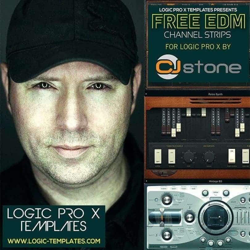 Free EDM Channel Strips By Cj Stone