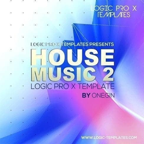 House-Music-2-Logic-Pro-X-Template