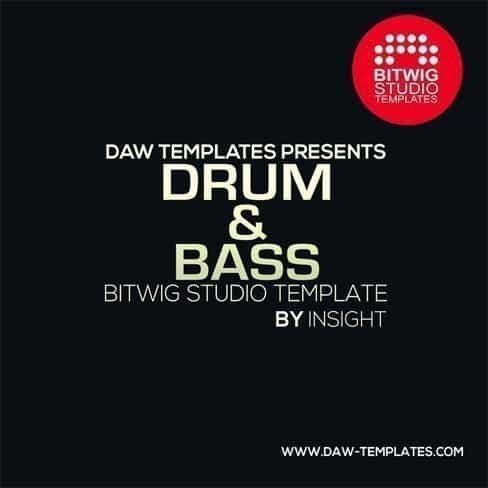 Bitwig-Template-Drum&Bass