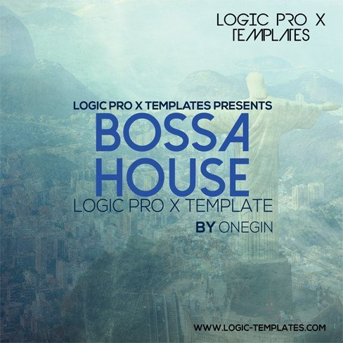 Bossa-House-Logic-Pro-X-Template