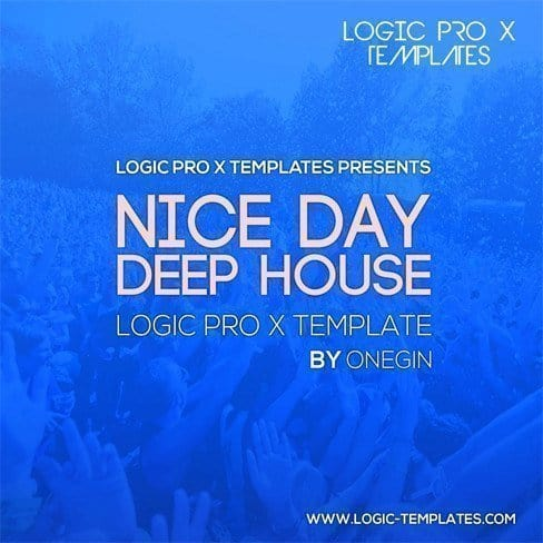 Nice-Day-Deep-House-Template