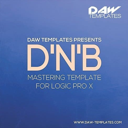 Drum-&-Bass-Mastering-Template