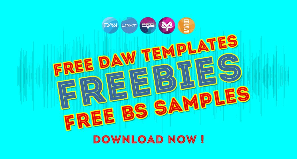 Free Downloads , VST / AU Plugins , Free Sample Packs ,Templates