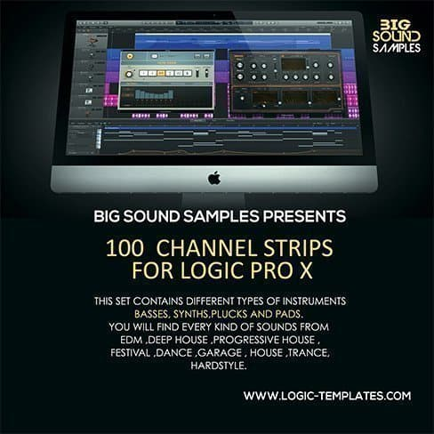 Channel-Strips-for-Logic-Pro-X