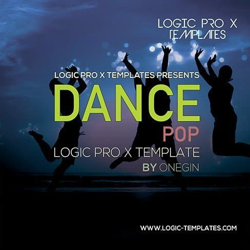 Dance-POP-Logic-Pro-X