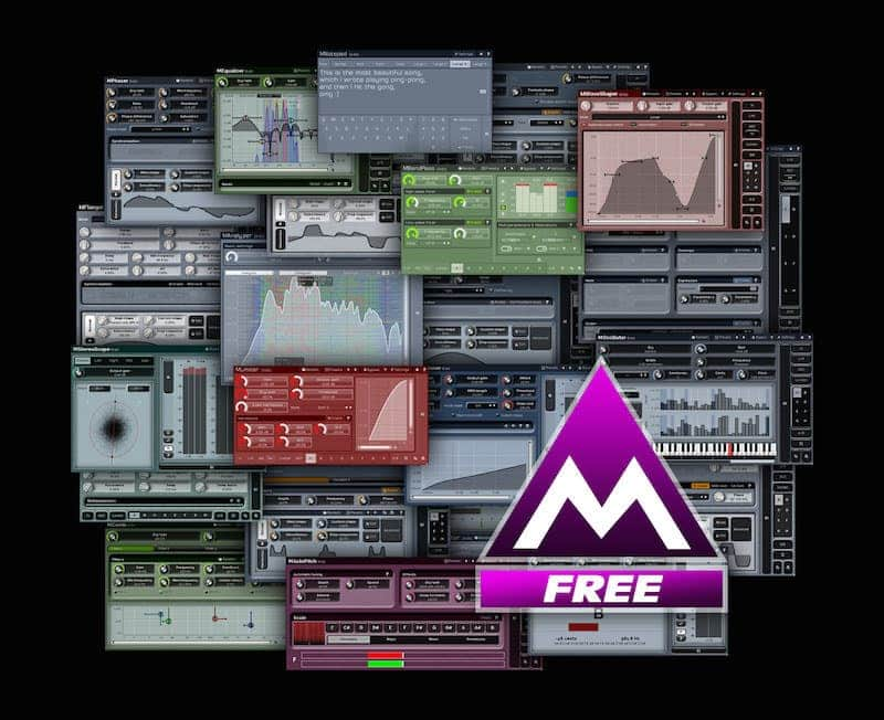 Free Effects for Logic Pro