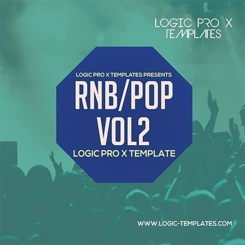 RnB-POP-Logic-Pro-X-Template