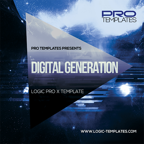 Digital Generation Logic X Pro Template