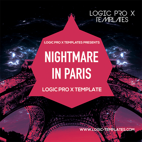 Nightmare-in-Paris-Logic-X-Template