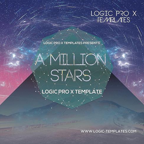 A-Million-Stars-Logic-X-Template-