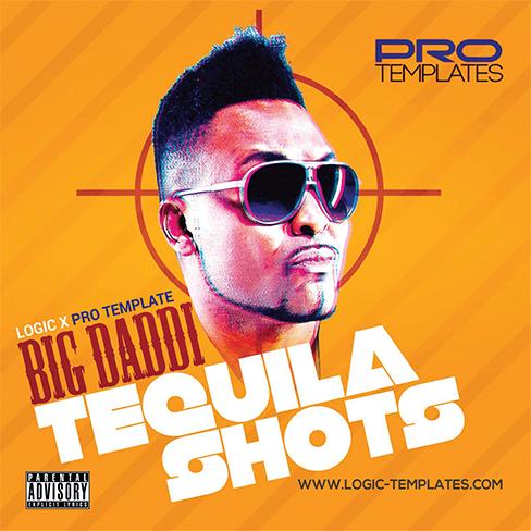 Tequila-Shots-Logic-X-Pro-Template