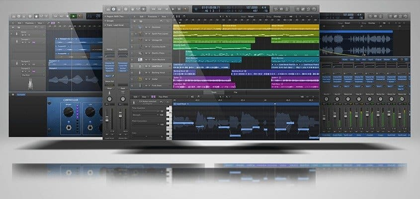 Music Production in Logic Pro