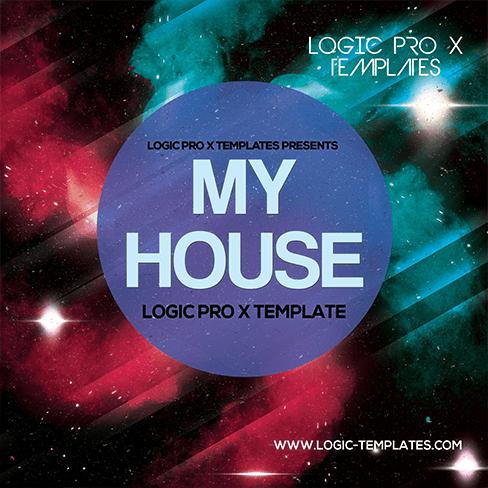 My-House-Logic-Pro-X-Template