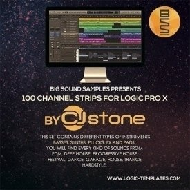 100-Channel-Strips-for-Logic-Pro-X-By-Cj-Stone