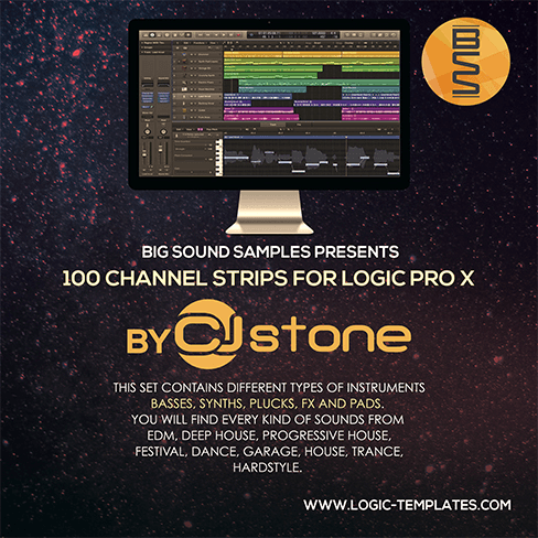 100-Channel-Strips-for-Logic-Pro-X-By-Cj-Stone