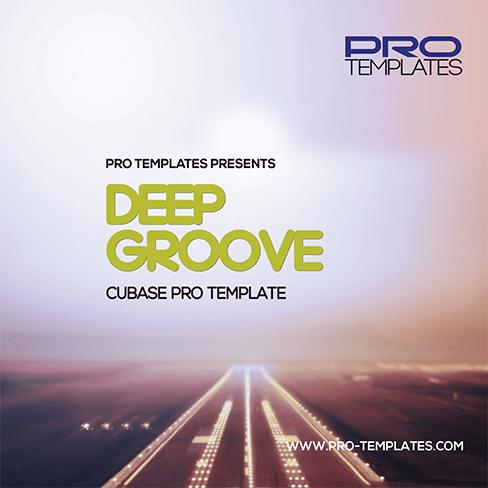 Deep-Groove-Cubase-Pro-Template