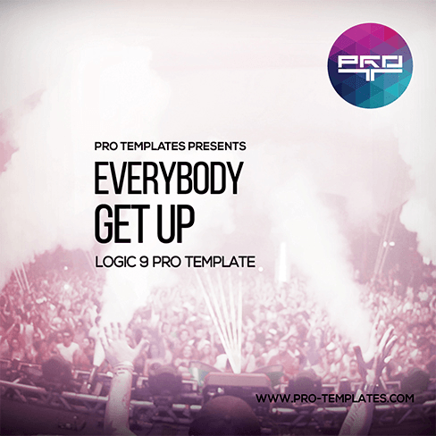 Everybody-Get-Up-Logic-9-Pro-Template