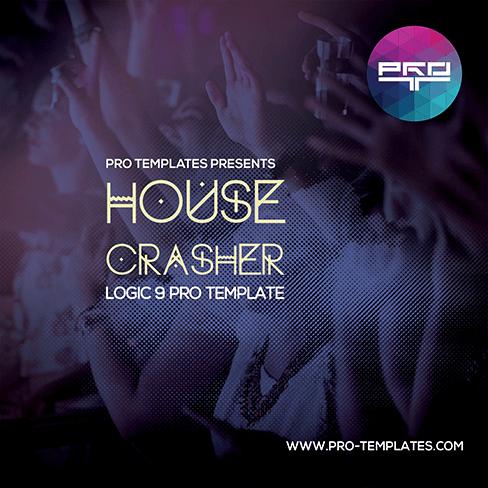 House-Crasher-Logic-9-Pro-Template