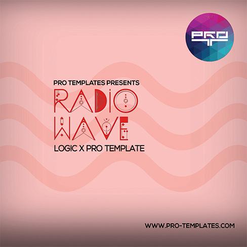 Radio-Wave-Logic-X-Pro-Template