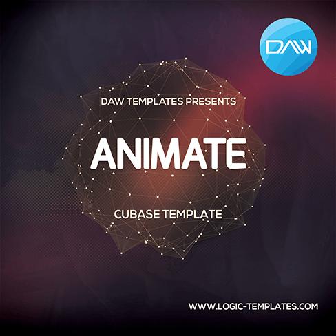 Animate-Cubase-Template