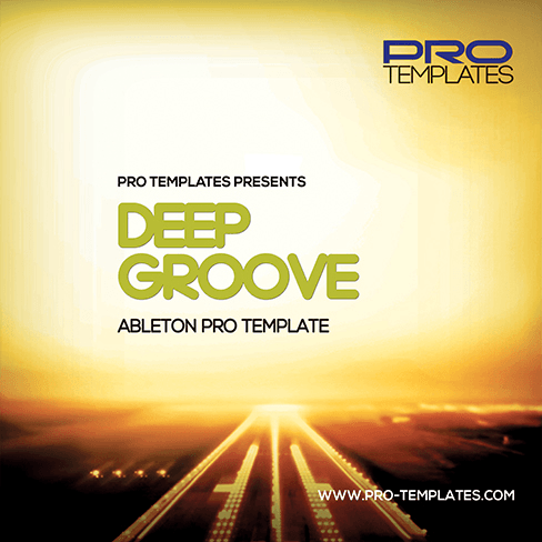 Deep-Groove-Ableton-Pro-Template