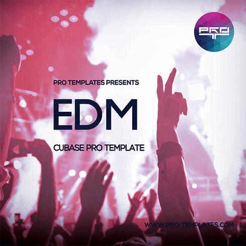 EDM-Cubase-Pro-Template