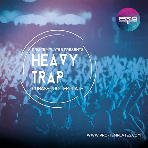 Heavy-Trap-Cubase-Pro-Template