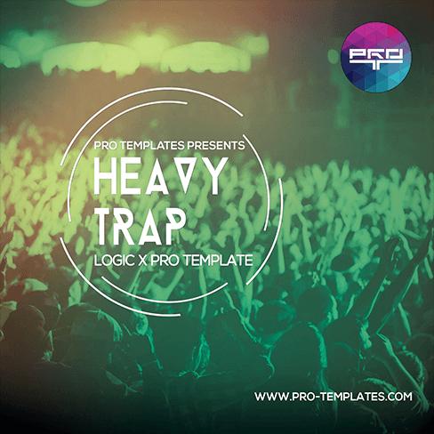 Heavy-Trap-Logic-X-Pro-Template