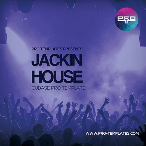Jackin-House-Cubase-Pro-Template