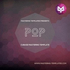 Pop-Cubase-Mastering-Template