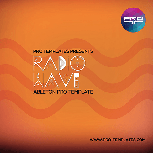 Radio-Wave-Ableton-Pro-Template