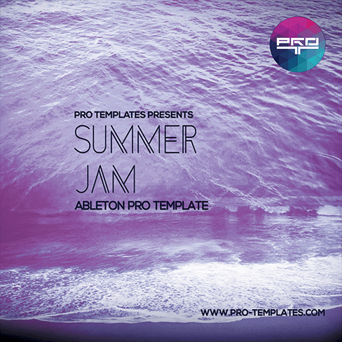 Summer-Jam-Ableton-Pro-Template